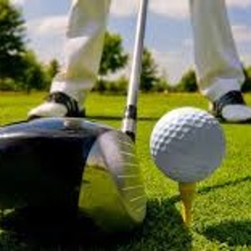 Annual Golf Competition