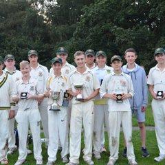 U17's Win Smedley Cup