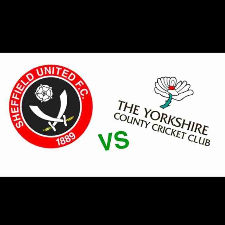 Yorkshire CCC vs Sheffield United FC - Quiz Night