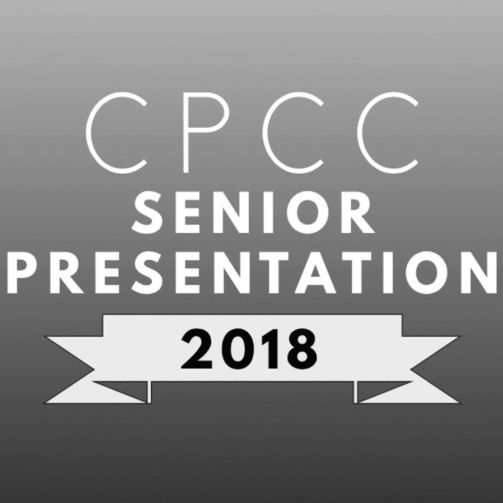 Senior Presentation 2018<