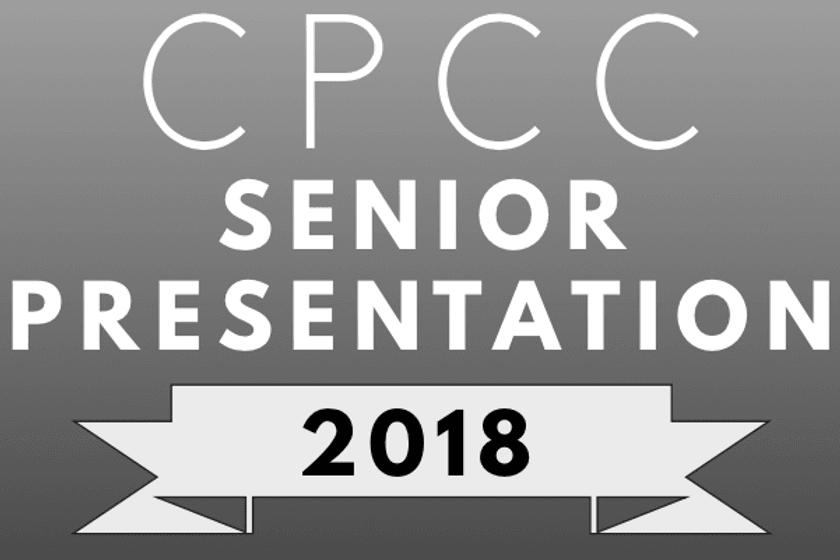 Senior Presentation 2018