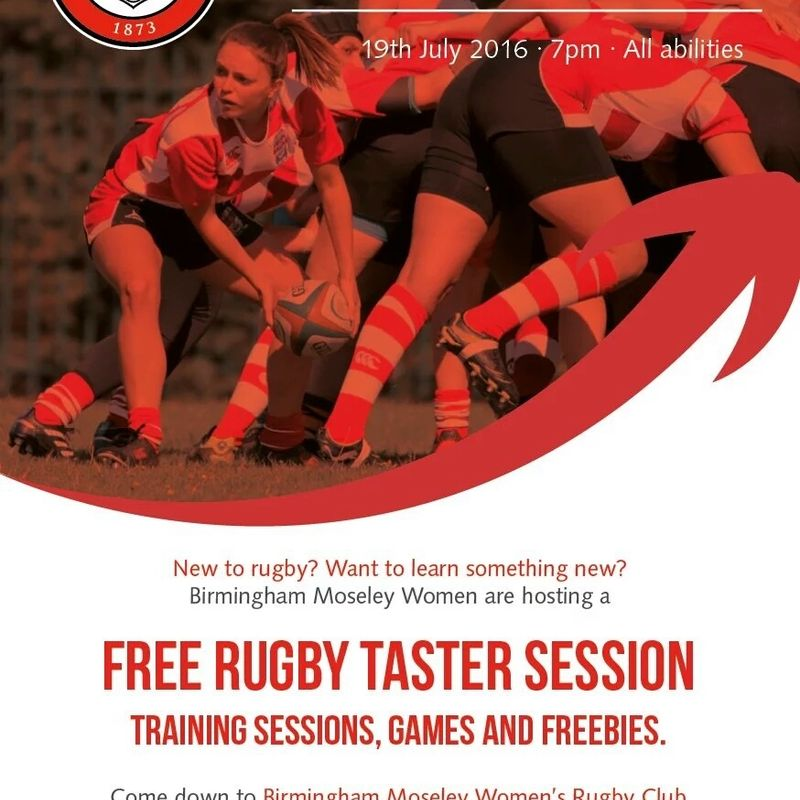 Free Pitch Up and play taster session!