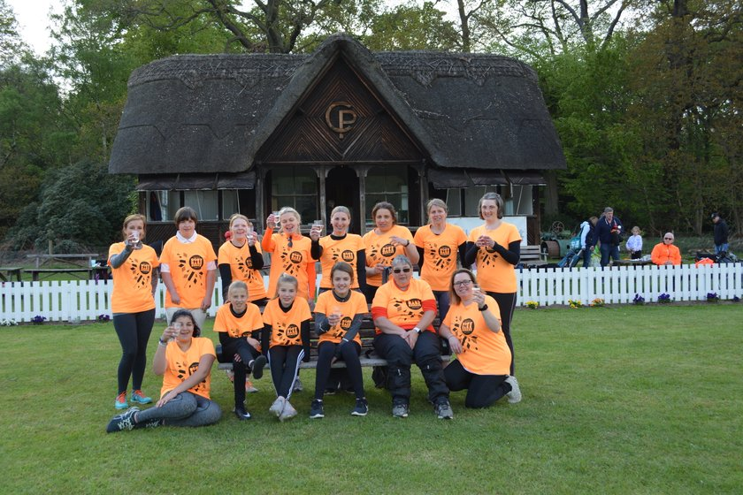 Hosts win Tickhill Softball Cricket Competition