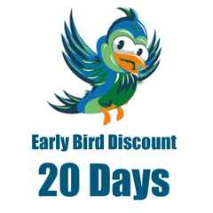 Youth Membership - 20 Days remaining on Discount