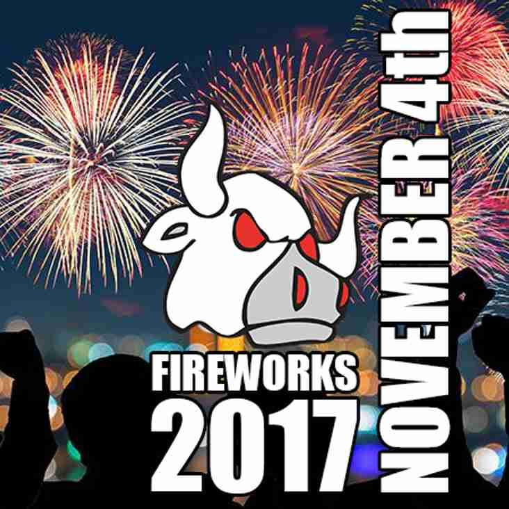 Bulls Fireworks Extravaganza