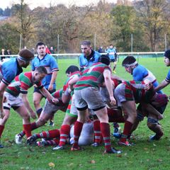Warrington vs Wolves