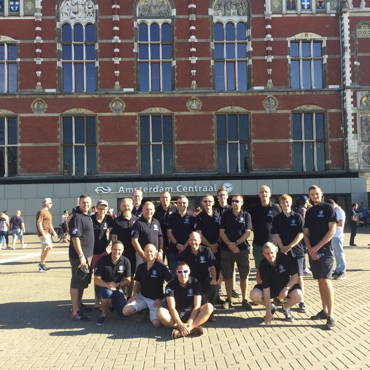 Hairy Goats Amsterdam Tour 2016 Report…<