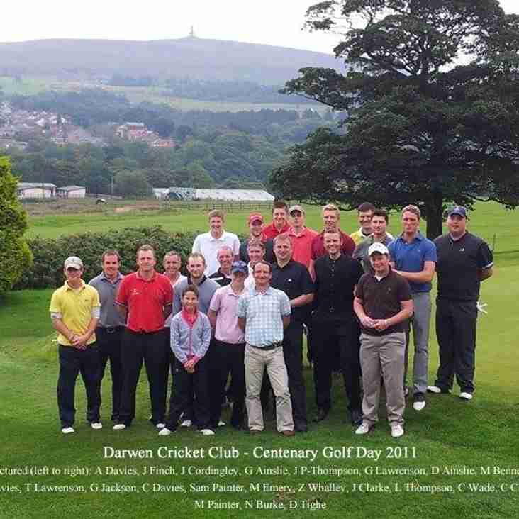 DCC Golf Day - Friday 25th August 2017