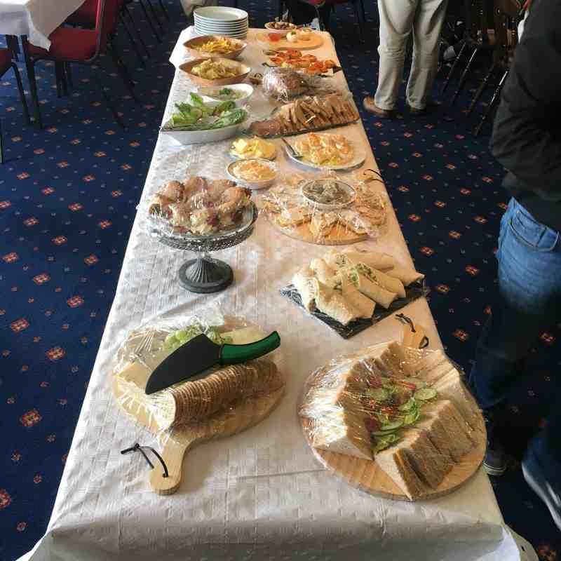 Sponsorship meals