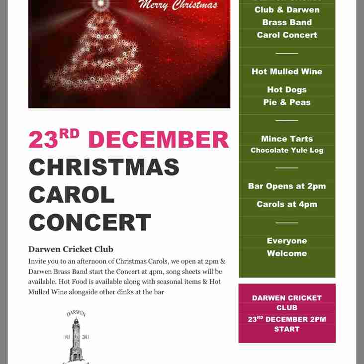 DCC Christmas Carol Concert