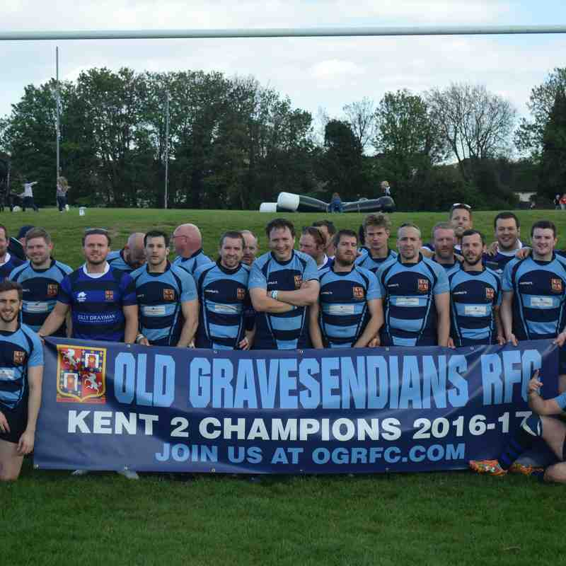 1st XV v Whitstable 17-25 (22/04/17) Blue & Blue Day