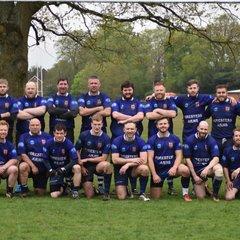 2nd XV v Tunbridge Wells (54-46 loss)