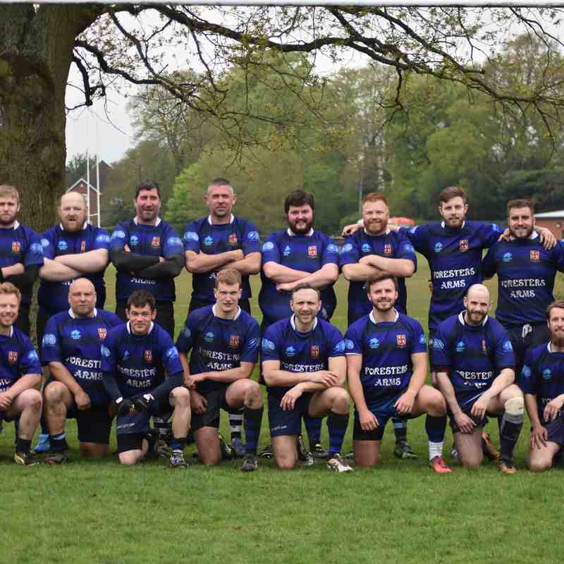 2nd XV v Tunbridge Wells (54-46 loss)