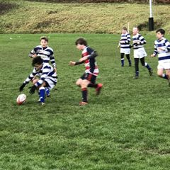 Morpeth v Tynedale U13's - Sunday 27th Nov 2016