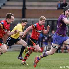BT Premiership - National League 1 play-off***UPDATED***
