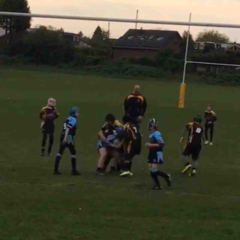 U11 Rylands Home 03052017