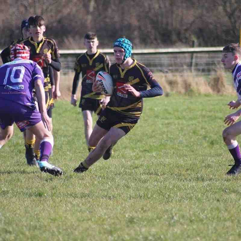 U16 Ulverston Away 2018