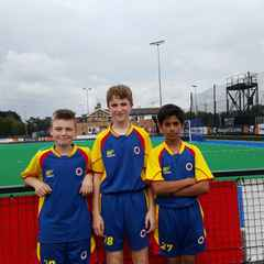 Under 14 Boys do the club proud at North East Tournament