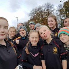 Under 14 Girls