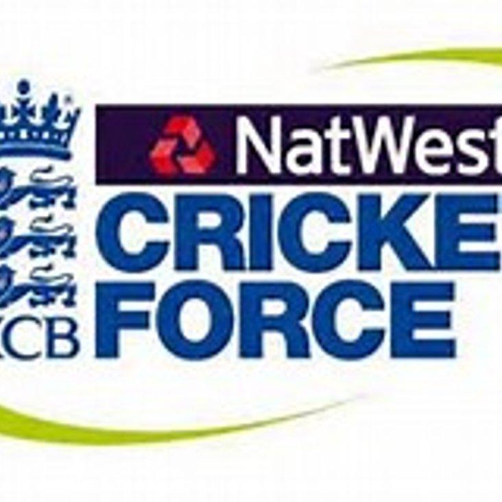 Natwest CricketForce<
