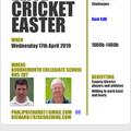 U15 Elite Cricket Camp