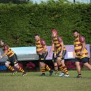 Hat-trick from Carlton Ford in a big win for YM