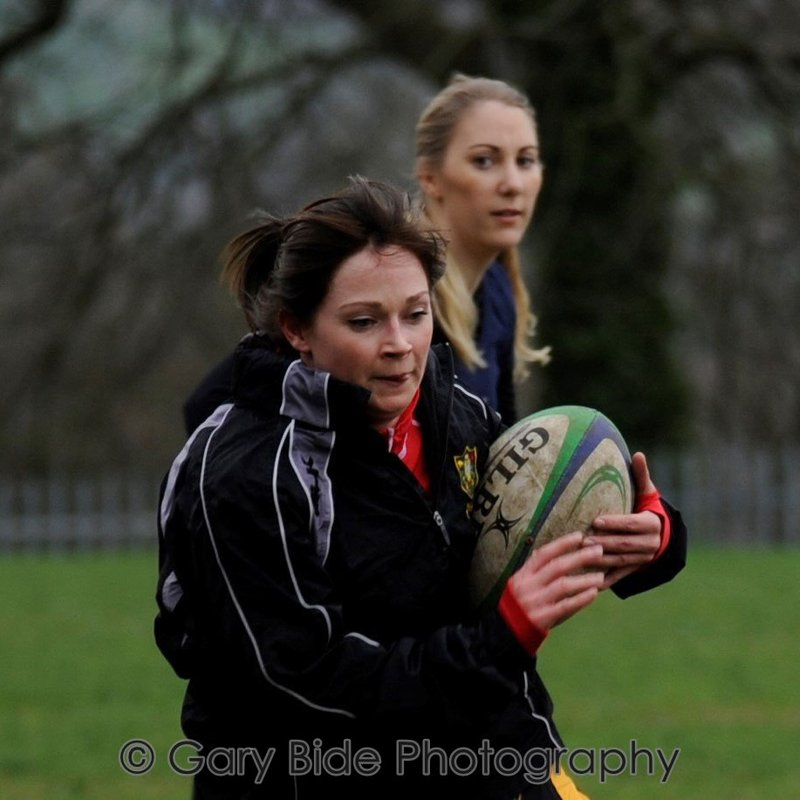 Chard Ladies Sunday Rugby Training Session ~ 19 March 2017. Volume One