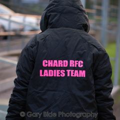 Chard Ladies XV Training Session under Dusk & Flood Lighting ~ 3 April 2017