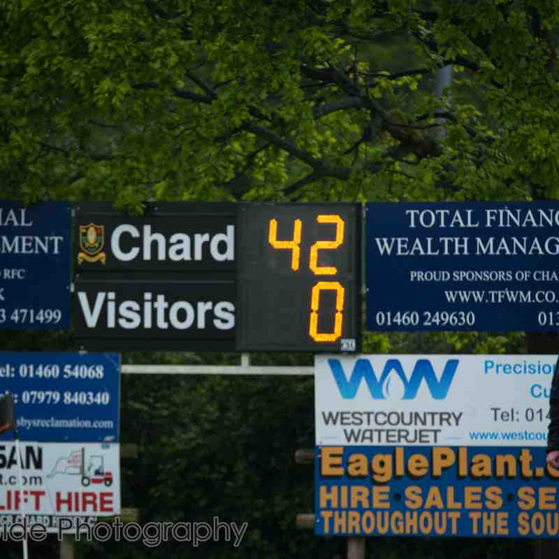 Chard Ladies XV 42 v 0 Bath Ladies II - 30 April 2017. Main Match Collection Volume Three