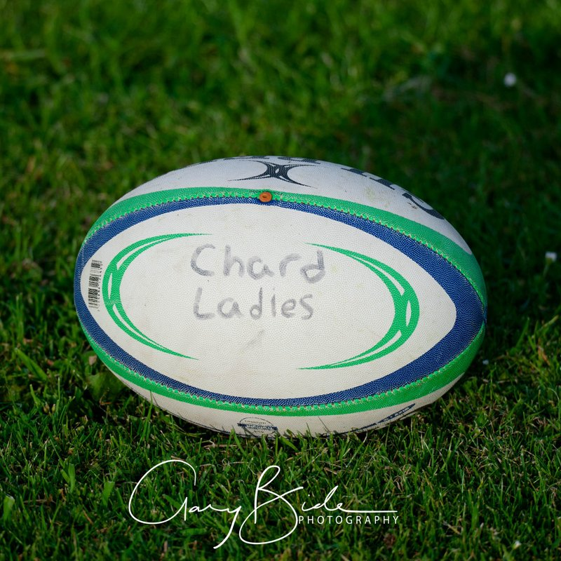 Chard Ladies XV Rugby Training Session ~ 22 May 2017