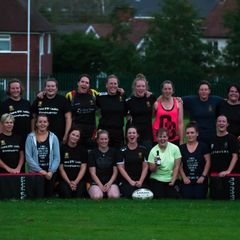 Chard Ladies XV Rugby Team Pre Season Training Evening ~ Volume One