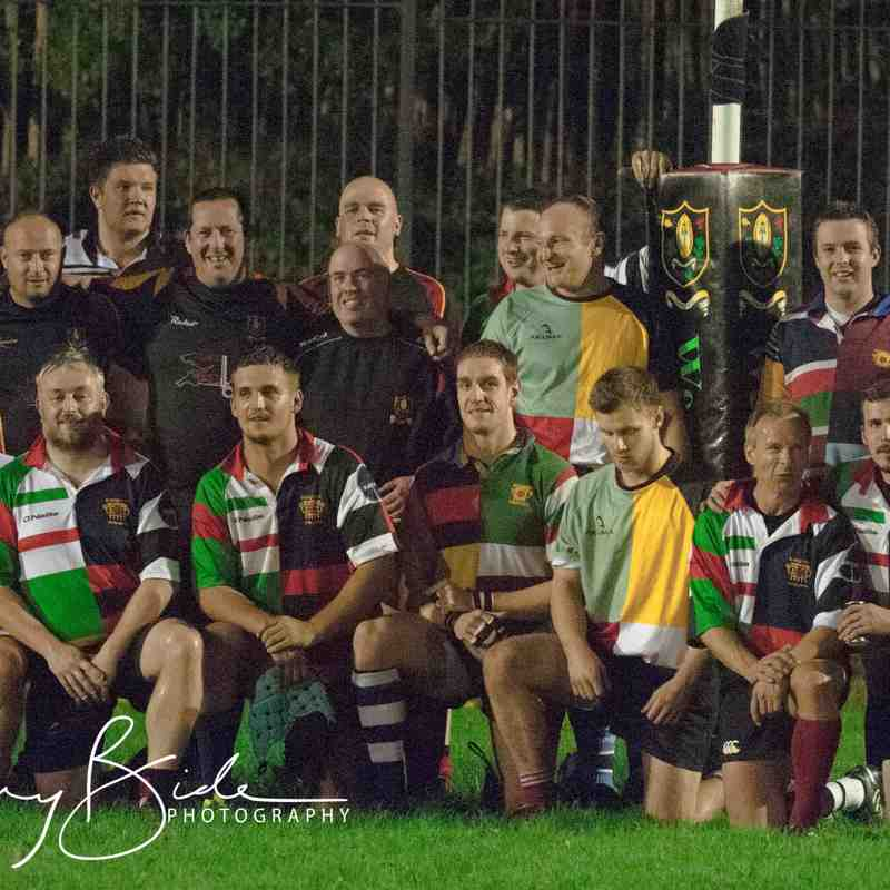 Chard Veterans v Butleigh ~ 13 October 2017