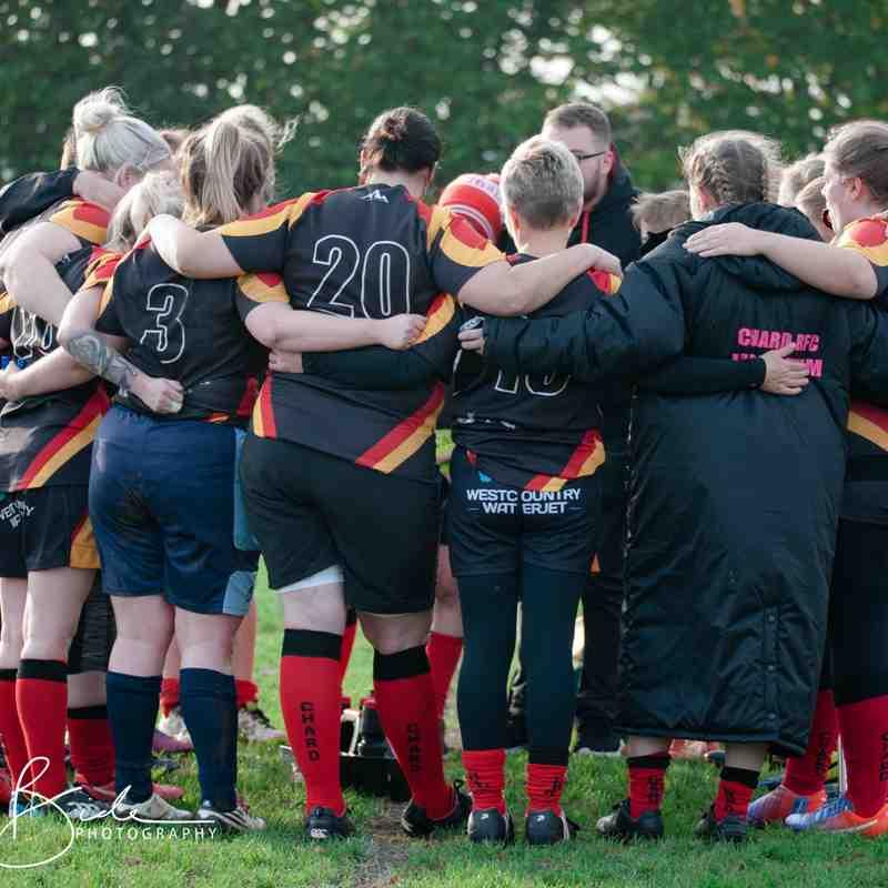 Chard Ladies XV v Dorchester Ladies ~ 15 October 2017. Volume Two
