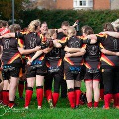 Chard Ladies XV v Dorchester Ladies ~ 15 October 2017. Volume One