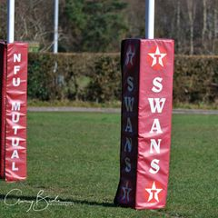 Chard Ladies XV v Swanage & Wareham Ladies XV ~ 25 February 2018. Photos by Gary Bide Photography.