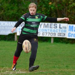 Chard Ladies XV 69 v 26 Withycombe Barbarians ~ 29 April 2018