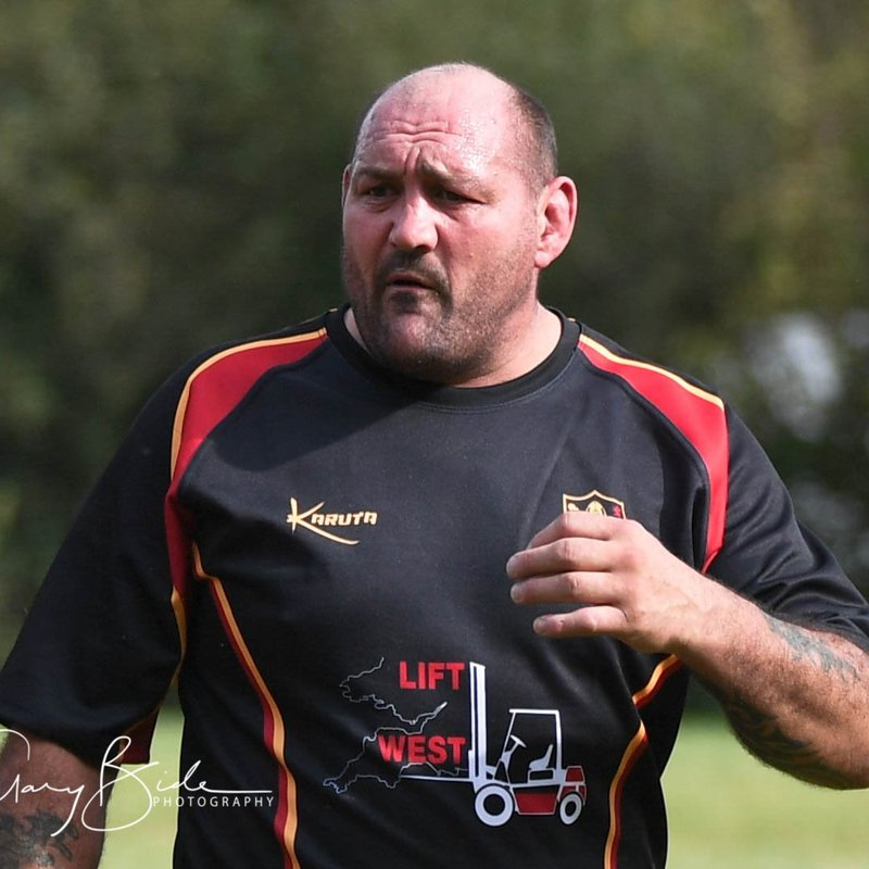 Chard 2nds XV v Wiveliscombe ~ 15 September 2018
