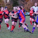 Chard Ladies  20  Totnes Ladies 27.