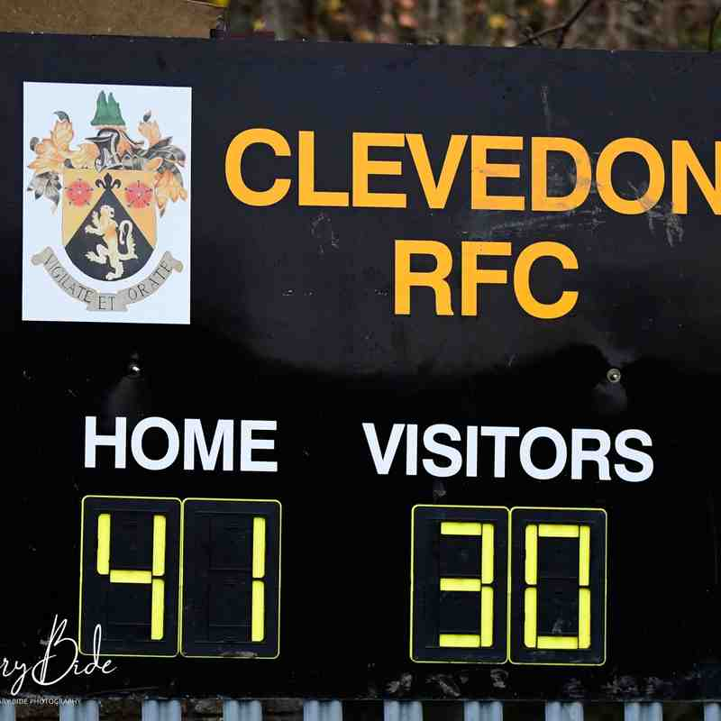 Clevedon Ladies XV v Aretian Ladies ~ 25 November 2018. Photos by Gary Bide Photgraphy
