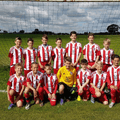 Under 14's beat Great Wakering Colts Y U14 Yellow 1 - 2