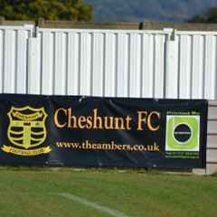 Cheshunt v Bowers & Pitsea (Tuesday 6th September)