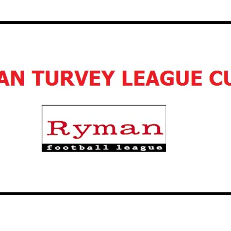 Brightlingsea Regent V Bowers & Pitsea Alun Turvey Cup - replay 13/12/16