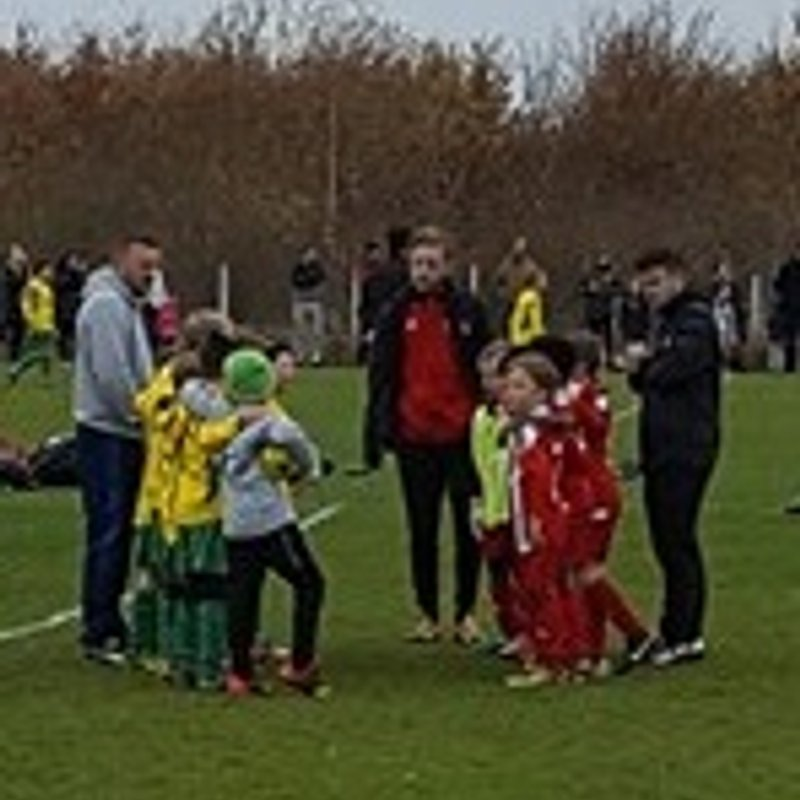 Youth Results (Sunday 26th March 2017)