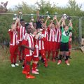 Under 12's White beat Leigh Ramblers YFC U12's Black 3 - 2