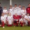Under 12's (Futsal) lose to EPD Futsal U12's Rojo