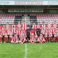 Bridgwater Town FC 1st team