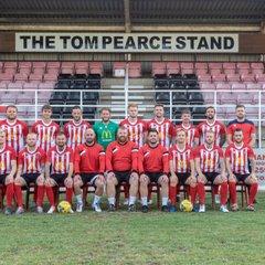 Bridgwater Town FC 2018/19