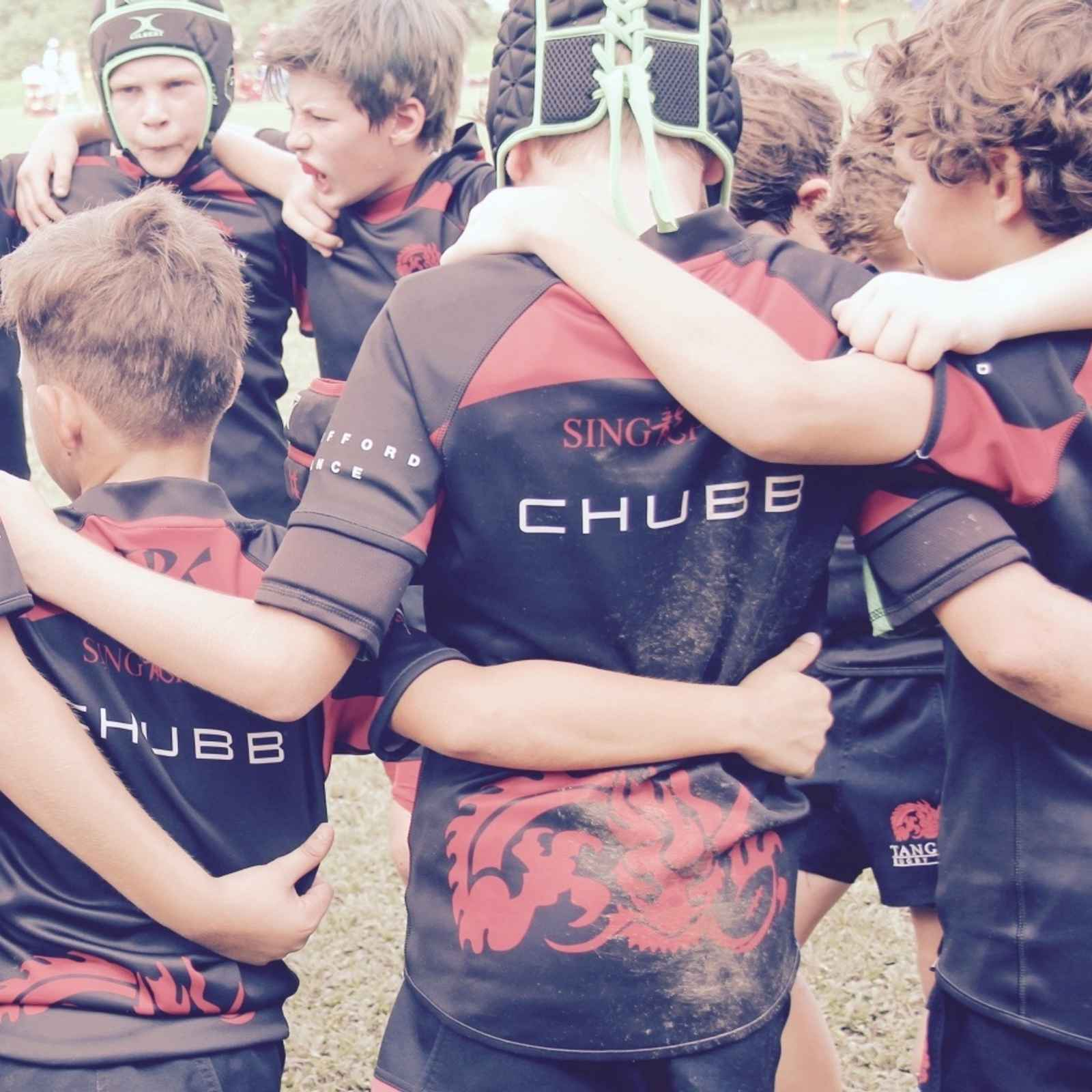 Chubb is the Proud Sponsor of the TRC Cup Tournament 2016!