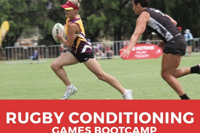Rugby Conditioning Bootcamp