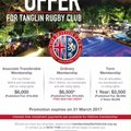 Exclusive British Club Offer for TRC Members!